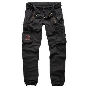 Spodnie Surplus Royal Traveler Slimmy Royal Black