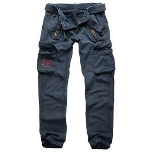 Spodnie Surplus Royal Traveler Slimmy Royal Blue