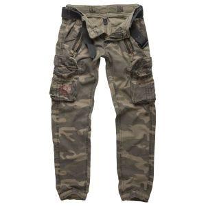 Spodnie Surplus Royal Traveler Slimmy Royal Camo
