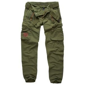Spodnie Surplus Royal Traveler Slimmy Royal Green