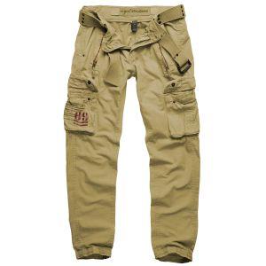 Spodnie Surplus Royal Traveler Slimmy Royal Sahara