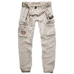 Spodnie Surplus Royal Traveler Slimmy Royal White