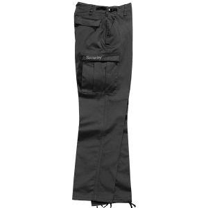 Spodnie Surplus Security Ranger Czarne