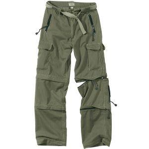 Spodnie Surplus Trekking 3w1 Oliwkowe