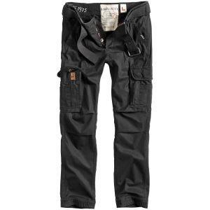 Spodnie Surplus Premium Slimmy Czarne