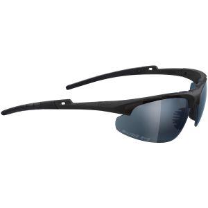 Okulary Taktyczne Swiss Eye Apache - Zestaw 3 Wymiennych Wizjerów - Czarne