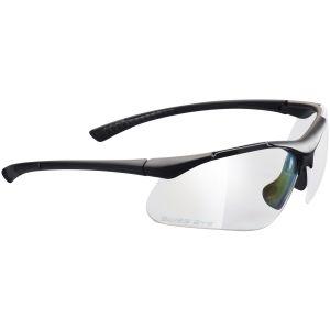 Okulary Taktyczne Swiss Eye Maverick - Zestaw 2 Wymiennych Wizjerów - Czarne