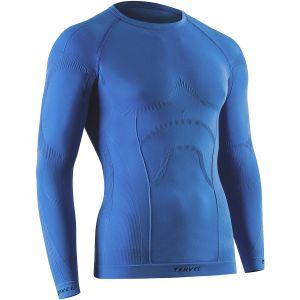 Koszulka Termoaktywna Tervel Comfortline Długi Rękaw Niebieska