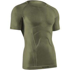 Koszulka Termoaktywna Tervel Comfortline Krótki Rękaw Military