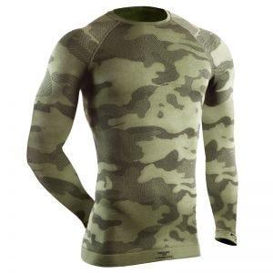 Koszulka Termoaktywna Tervel Optiline Tactical Długi Rękaw Camo Green