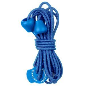 Sznurówki do Butów Ultimate Performance Elastyczne Odblaskowe Royal Blue
