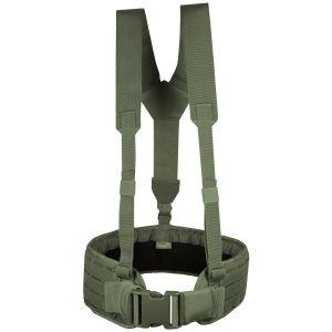 Szelki Taktyczne Viper Skeleton Harness Zielone