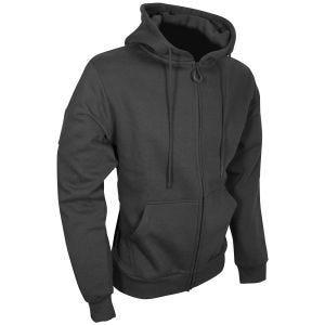 Bluza z Kapturem Viper Tactical Hoodie Zipped Czarna