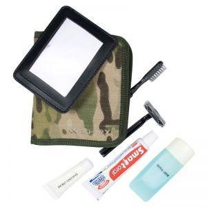 Wojskowa Kosmetyczka z Przyborami Web-Tex Wash Kit MultiCam