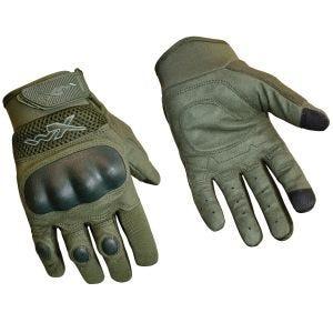Rękawice Taktyczne Wiley X Durtac SmartTouch Foliage Green