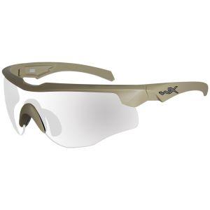 Oprawka okularów taktycznych Wiley X WX Rogue COMM Tan