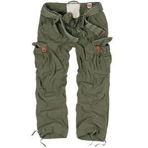 Spodnie Surplus Premium Vintage Oliwkowe