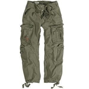 Spodnie Surplus Airborne Vintage Oliwkowe