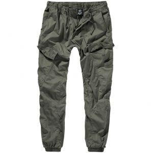 Spodnie Brandit Ray Vintage Oliwkowe
