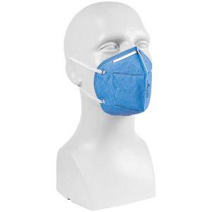 Maski Przeciw Zanieczyszczeniom Powietrza Niebieskie 10 Sztuk