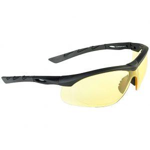 Okulary Taktyczne Swiss Eye Lancer - Yellow - Czarne