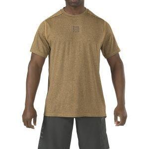 Koszulka T-shirt 5.11 RECON Triad Top Goldrush