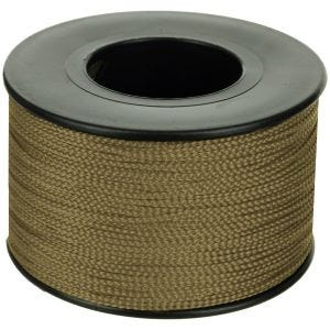 Linka Atwood Rope 300ft Nano Cord Coyote