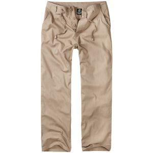 Spodnie Brandit Brady Beżowe