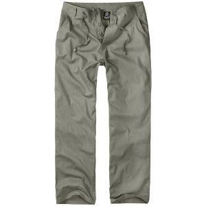 Spodnie Brandit Brady Oliwkowe
