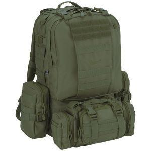 Plecak Brandit US Cooper Modular Oliwkowy