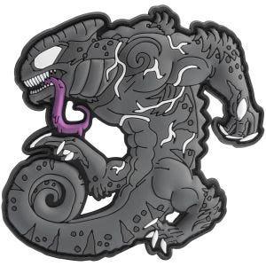 Naszywka Patchlab Chameleon Symbiontic Operator Czarna