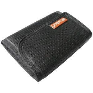 Portfel Civilian Tactical Tri-Fold Clip Skórzany Czarny