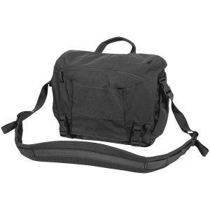 Torba Helikon Urban Courier Bag Średnia Czarna