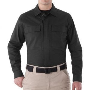 Koszula First Tactical Men's V2 Długi Rękaw BDU Czarna