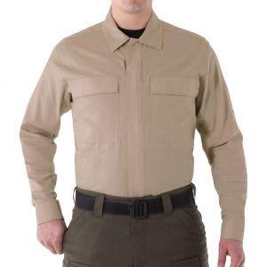 Koszula First Tactical Men's V2 Długi Rękaw BDU Khaki
