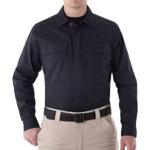 Koszula First Tactical Men's V2 Długi Rękaw BDU Midnight Navy