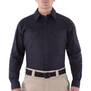Koszula First Tactical Men's V2 Długi Rękaw Tactical Midnight Navy