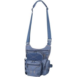Torba Helikon EDC Side Bag Melange Blue