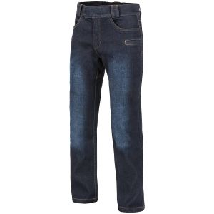 Spodnie Helikon Greyman Tactical Jeans Denim Mid Dark Blue