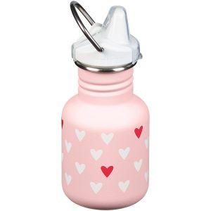 Butelka dla Dzieci Kid Kanteen 355ml Sippy Cap Millennial Hearts