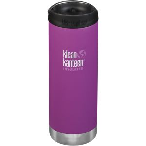 Termos Klean Kanteen TKWide 473ml Cafe Cap 2.0 Bright Berry