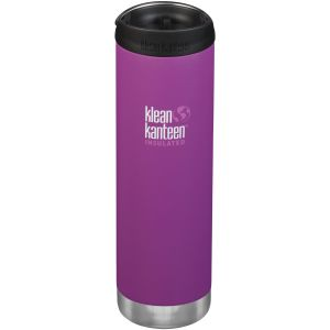 Termos Klean Kanteen TKWide 591ml Cafe Cap 2.0 Bright Berry