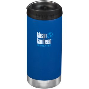 Termos Klean Kanteen TKWide 355ml Cafe Cap 2.0 Deep Surf