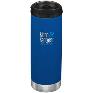 Termos Klean Kanteen TKWide 473ml Cafe Cap 2.0 Deep Surf