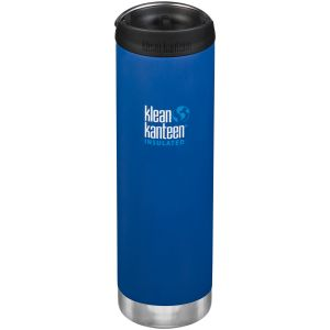 Termos Klean Kanteen TKWide 591ml Cafe Cap 2.0 Deep Surf