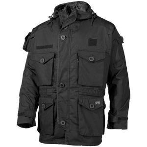 Kurtka Parka MFH Commando Jacket Smock Czarna
