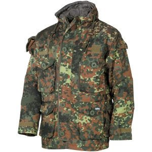 Kurtka Parka MFH Commando Jacket Smock Flecktarn