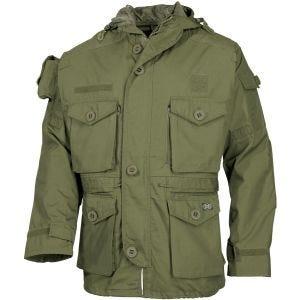 Kurtka Parka MFH Commando Jacket Smock OD Green