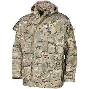 Kurtka Parka MFH Commando Jacket Smock Operation Camo