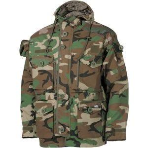 Kurtka Parka MFH Commando Jacket Smock Woodland